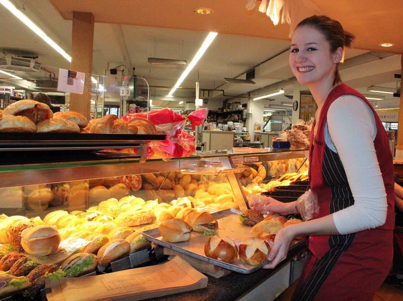 Bäckerei Hansen Husum